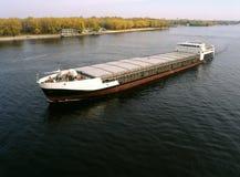 Transportes da carga do mar Imagens de Stock Royalty Free