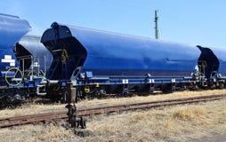 Transportes da estrada de ferro do transporte Foto de Stock Royalty Free