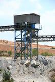 Transportes da mineração imagens de stock royalty free