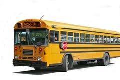 Transportez l'école Image libre de droits