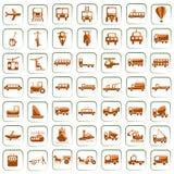 Transportmiddelen Stock Illustratie