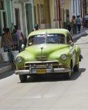 Transportmiddelen in Cuba 2012 Stock Afbeelding