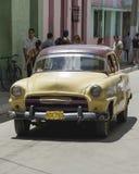 Transportmiddelen in Cuba 2012 Stock Foto