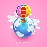 Transports aériens Photo libre de droits