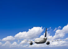 Transports aériens Photos libres de droits