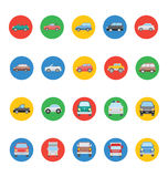 Transports Vector Icons 1 Royalty Free Stock Image