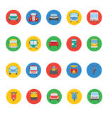 Transports Vector Icons 3 Royalty Free Stock Image