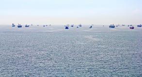 Transportships Fotografering för Bildbyråer