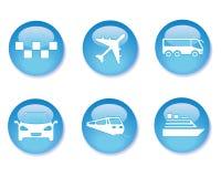 Transporttasten Lizenzfreie Stockfotos