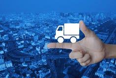 Transportu biznesu pojęcie Obraz Stock