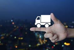 Transportu biznesu pojęcie Obrazy Stock