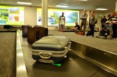 Transportu powietrznego bagaż Obrazy Stock