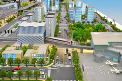 Transportu ruch drogowy Zdjęcia Stock