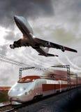 transporty ilustracja wektor