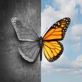 Transtorno mental bipolar ilustração royalty free
