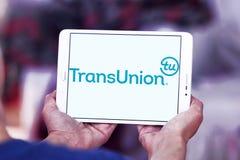 TransUnion technologie informacyjne firmy logo Zdjęcia Stock