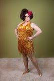 transvestit Royaltyfria Bilder