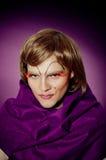 Transvestit Royaltyfri Bild