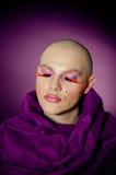 Transvestit Arkivfoton
