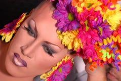 transvestit Arkivfoto
