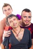 Transvestites stock photography