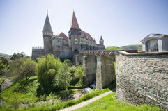 Transylvania castle Royalty Free Stock Photo