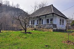 Transylvania house Stock Photos
