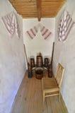 Transylvania indoor hall Stock Photo