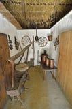 Transylvania inomhus hjälpmedel Arkivbilder