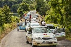 Transylvania Rally 2014 Royalty Free Stock Image
