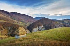 Transylvania Rumänien Arkivfoton