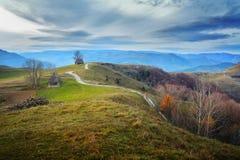 Transylvania Rumänien Royaltyfria Foton