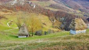 Transylvania Rumänien Royaltyfria Bilder