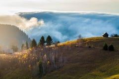 Transylvania, Rumunia Fotografia Stock