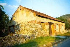 Transylvania rural house Royalty Free Stock Images
