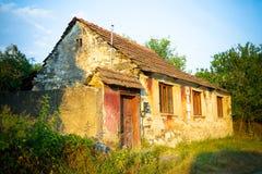 Transylvania rural house Stock Photos