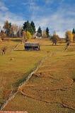 Transylvania rural nature Royalty Free Stock Images