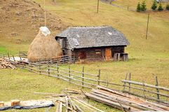 Transylvania rustic nature Stock Photography