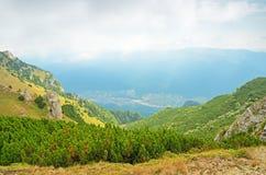Transylvania, Sinaia, Румыния стоковые фотографии rf