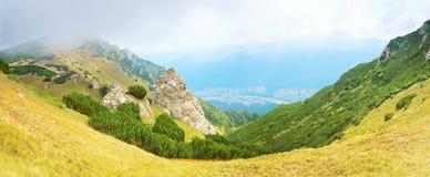 Transylvania, Sinaia, Romania Royalty Free Stock Image