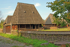 Transylvania Village Stock Photos