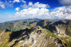Transylvanian Alps, Romania Royalty Free Stock Image
