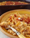 Transylvanian Cabbage Casserole Royalty Free Stock Photo