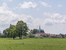 Transylvanian village. Small village shoot in summer time transylvania Royalty Free Stock Photography