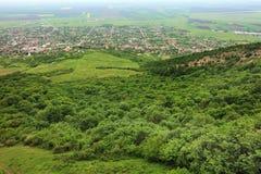 transylvanian wioska Zdjęcie Royalty Free