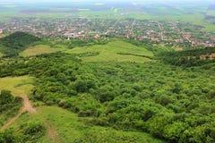 transylvanian wioska Obraz Royalty Free