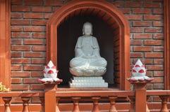 Tranu Quoc Hanoi pagoda Zdjęcie Stock