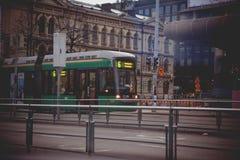 Tranvía Fotos de archivo