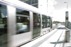 Tranvía de Laus Foto de archivo libre de regalías
