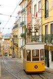 Tranvía de Lisboa Fotografía de archivo libre de regalías